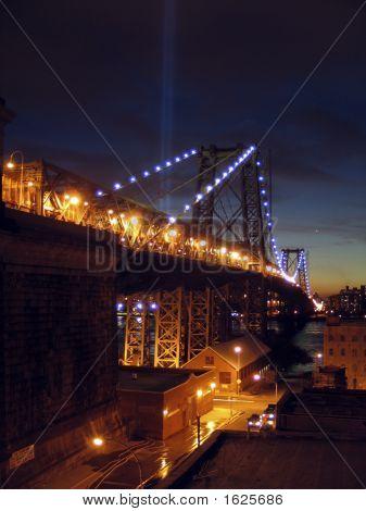 Williamsburg Bridge 9-11-02