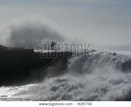 Pounding Surf