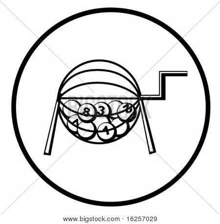 lottery symbol