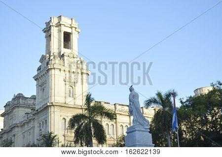 Estatua de José Martí en la Habana Cuba