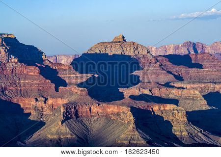Beautiful View To Grand Canyon
