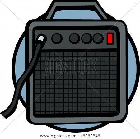 instrument amplifier