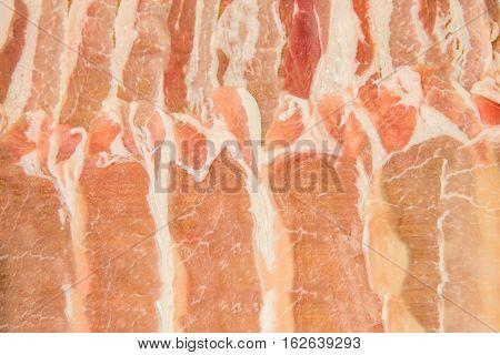 Pork slide for Shabu Shabu,Pork set of Shabu