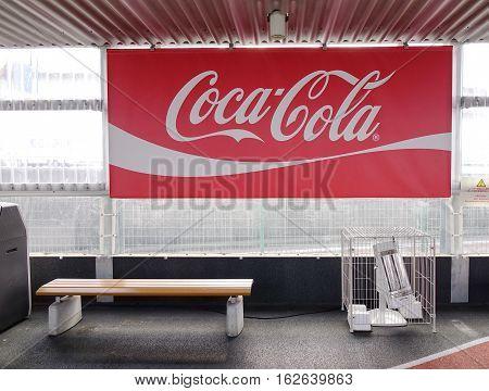 Coca-cola Advertising Billboard
