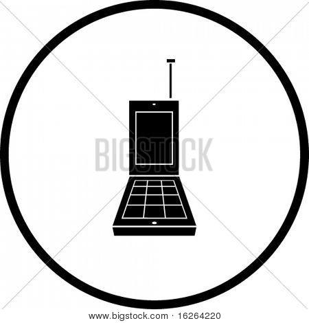 cell phone symbol