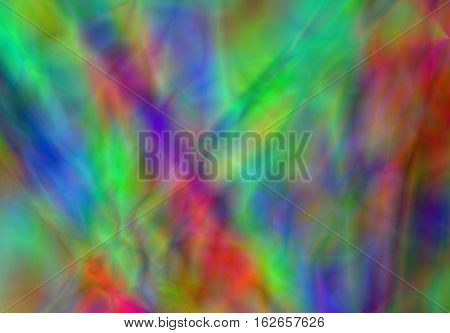 Abstract vibrant color background art , Multicolor light and bright blur blended design and textures. Radiating diagonals one of a kind design artwork. of deep rainbow watercolor.