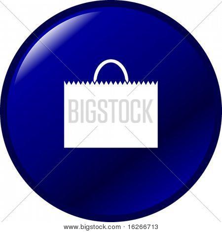 shopping bag button