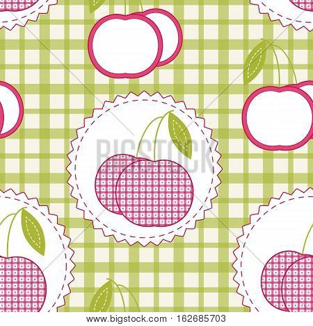 Floral background with folk flowers. Seamless Easter vector pattern for cushion pillow bandanna silk kerchief or shawl fabric print. Texture for clothes bedclothes. Embroidery stylization