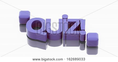 Quiz Text