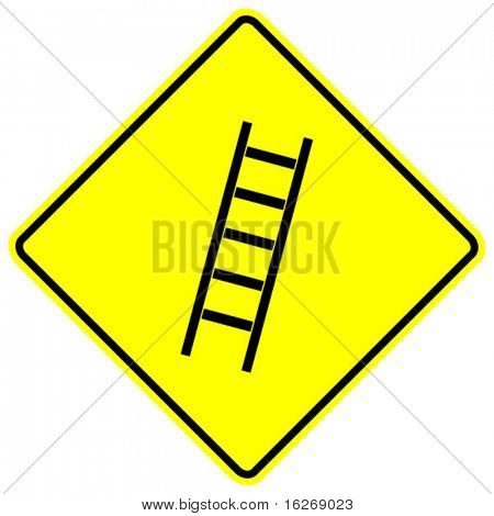 ladder sign