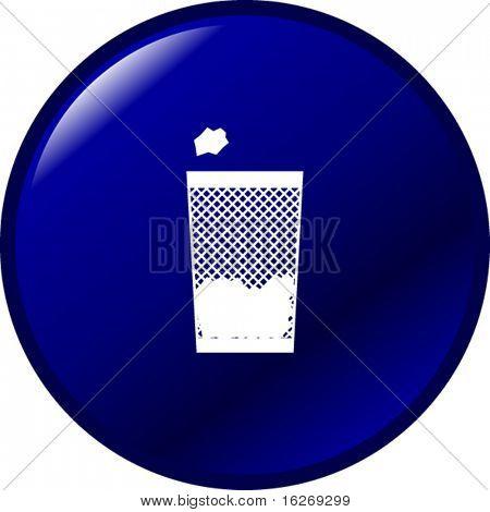 trash can button