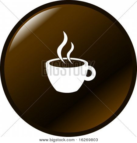 hot beverage cup button