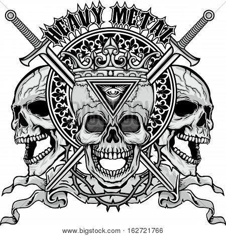Grunge Skull-556.eps