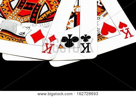 cards, poker, photo of poker chips, one, indoors,black background