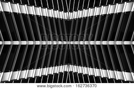 Urban  construction, architecture details and fragment in black and white, architecture abstract in B&W, urban creatives, architectural details, exterior fragment. Lines and diagonal