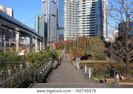 Shiodome, Tokyo