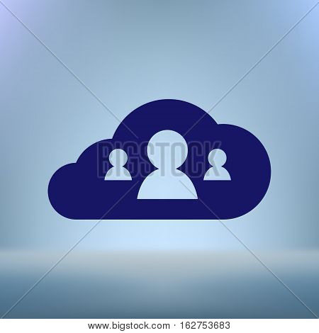 Customers Connected To Cloud Service