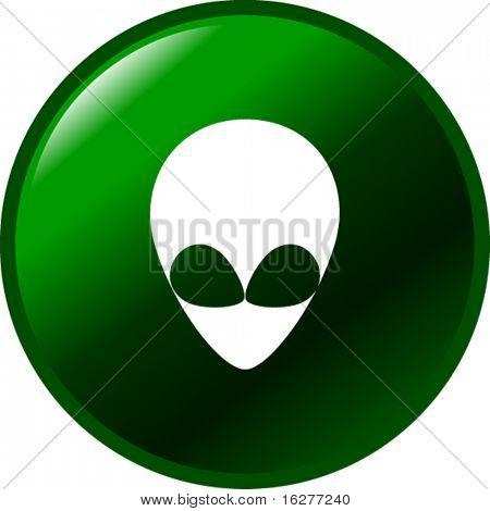 alien button