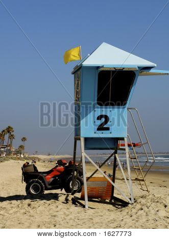 Lifegaurd Tower