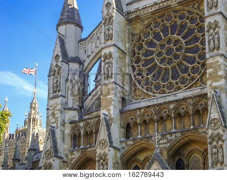 Westminster Abbey (the Collegiate Church Of St Peter At Westminster)