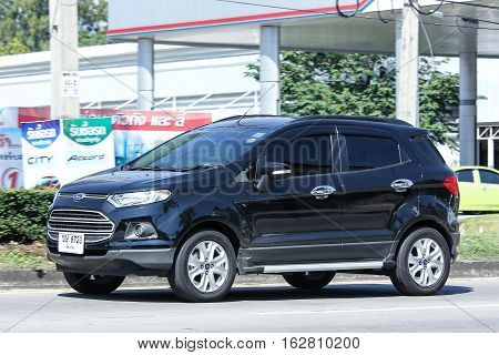 Private Car, Ford Ecosport, Suv Car For Urban User.