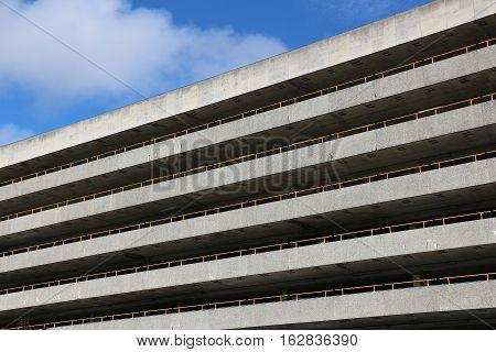Generic Parking Lot