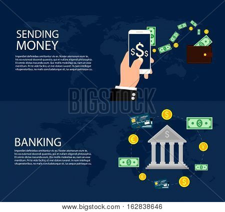 Bank, global foreign exchange market, banking trade, banking system.