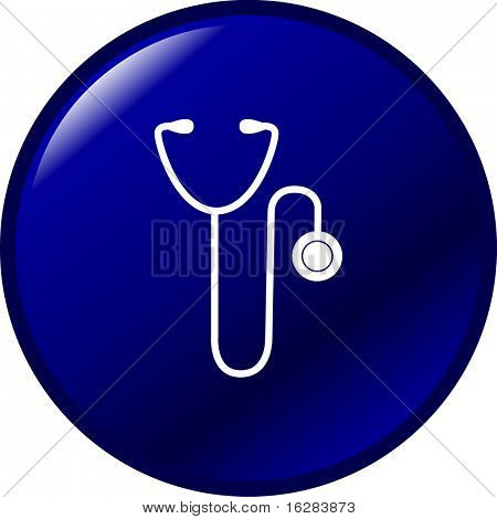 stethoscope button