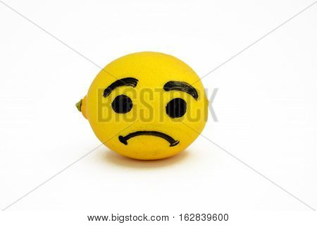 Newest and most interesting crying face lemon pictures