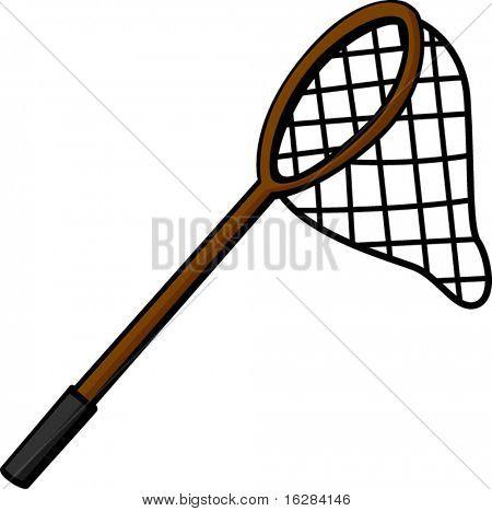 fishing or hunting net