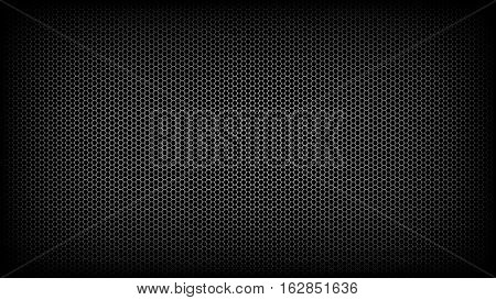 Vector Illustration of Metal Background. Best for Backgrounds, Design Element, Abstract, Textures, Technology concept.