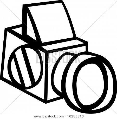 medium format photography camera