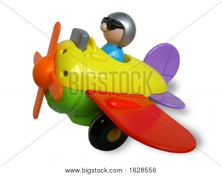 Children'S Toy Airplane-02