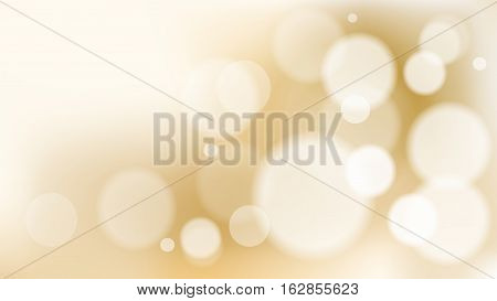 Vector Illustration of Abstract Bokeh Background. Best for Backgrounds, Design Element, Presentation, Modern, Backdrop, concept.