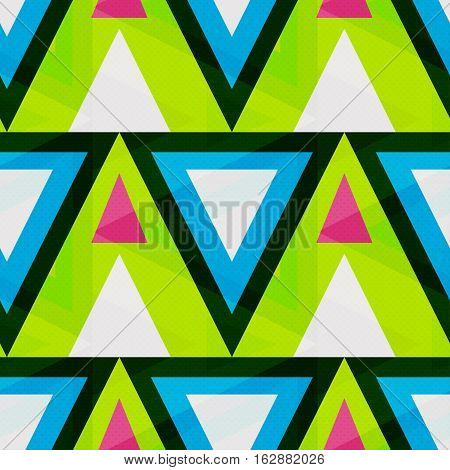 colorful geometric abstract pattern vector royalty free stock illustration