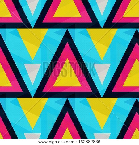 graffiti color geometric abstract pattern vector royalty free stock illustration