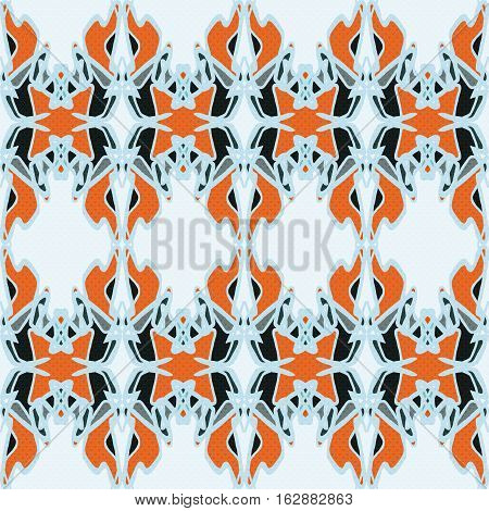 vintage color seamless pattern vector royalty free stock illustration