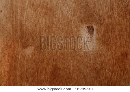 Brown Texture Made From Solid Wood Plank
