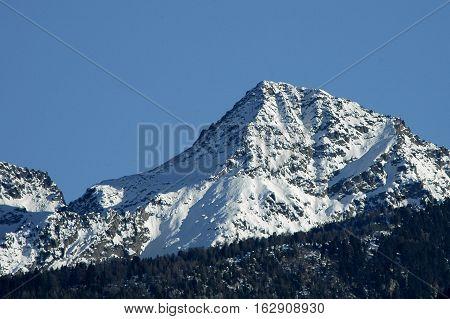 Dolomites In Trentino
