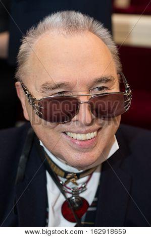 Fashion Designer Slava Zaitsev