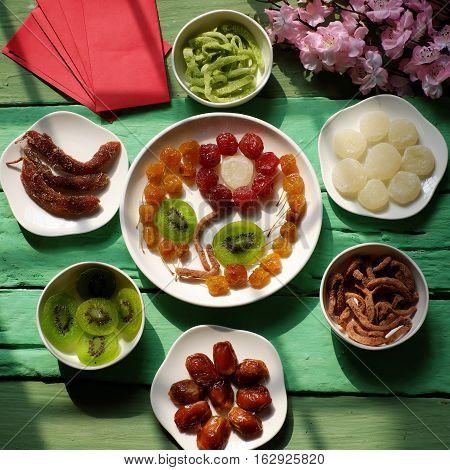 Vietnamese Jam For Vietnam Tet Holiday