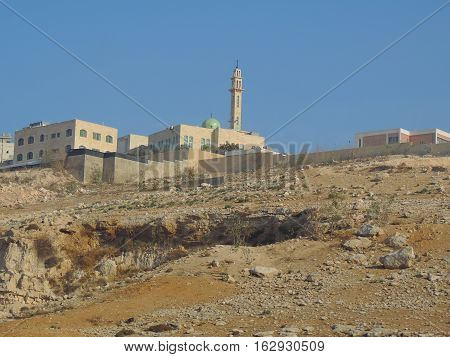 The cave of seven sleepers is located in Jordan. There is a mosque built besides this historical place. There are different versions of the story about the Seven Sleepers as per different religions. As per story, a group of youths hid inside a cave to esc