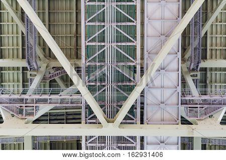Bridge Steel construction, under point of view