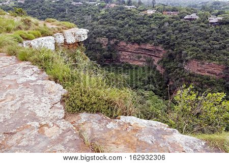View Site Overlooking Kloof Gorge In Durban South Africa
