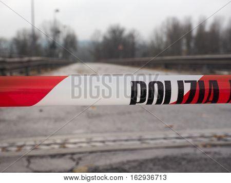 Police Line, Do Not Cross