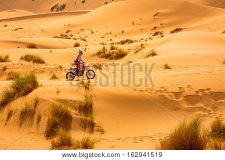 Sahara Desert Is Also A Place For Different Extreme Sports