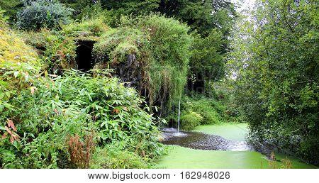 Blarney Castle's Gardens, Cork, County Cork,  Ireland