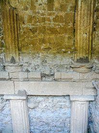 Hdr Temple Of Fortuna Primigenia