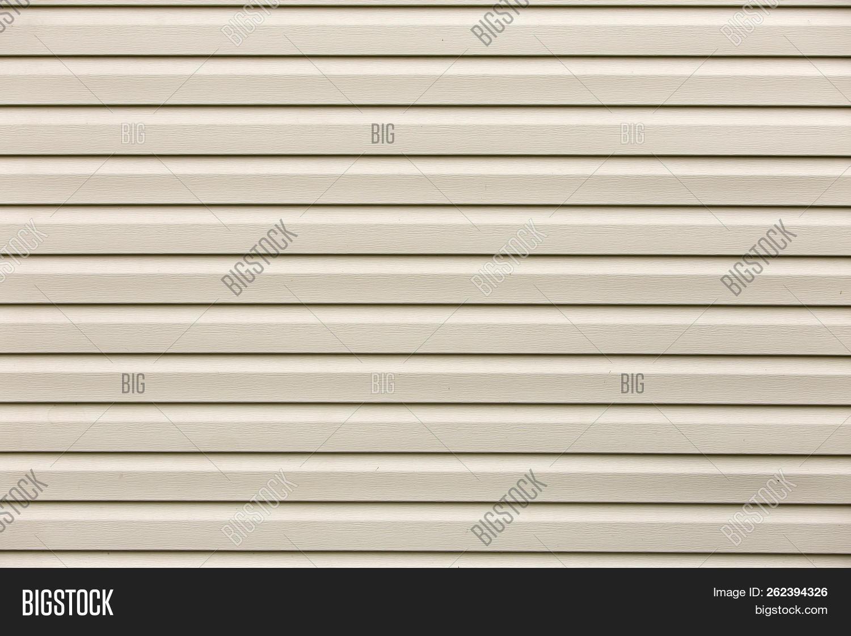 Abstract Shiny White Flat Horizontal Surface Glamour Texture Vinyl Plastic Planks Boards Siding