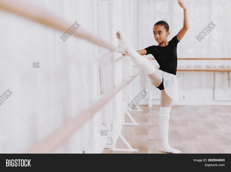 da8b41625c66 Ballet Training Young Image   Photo (Free Trial)